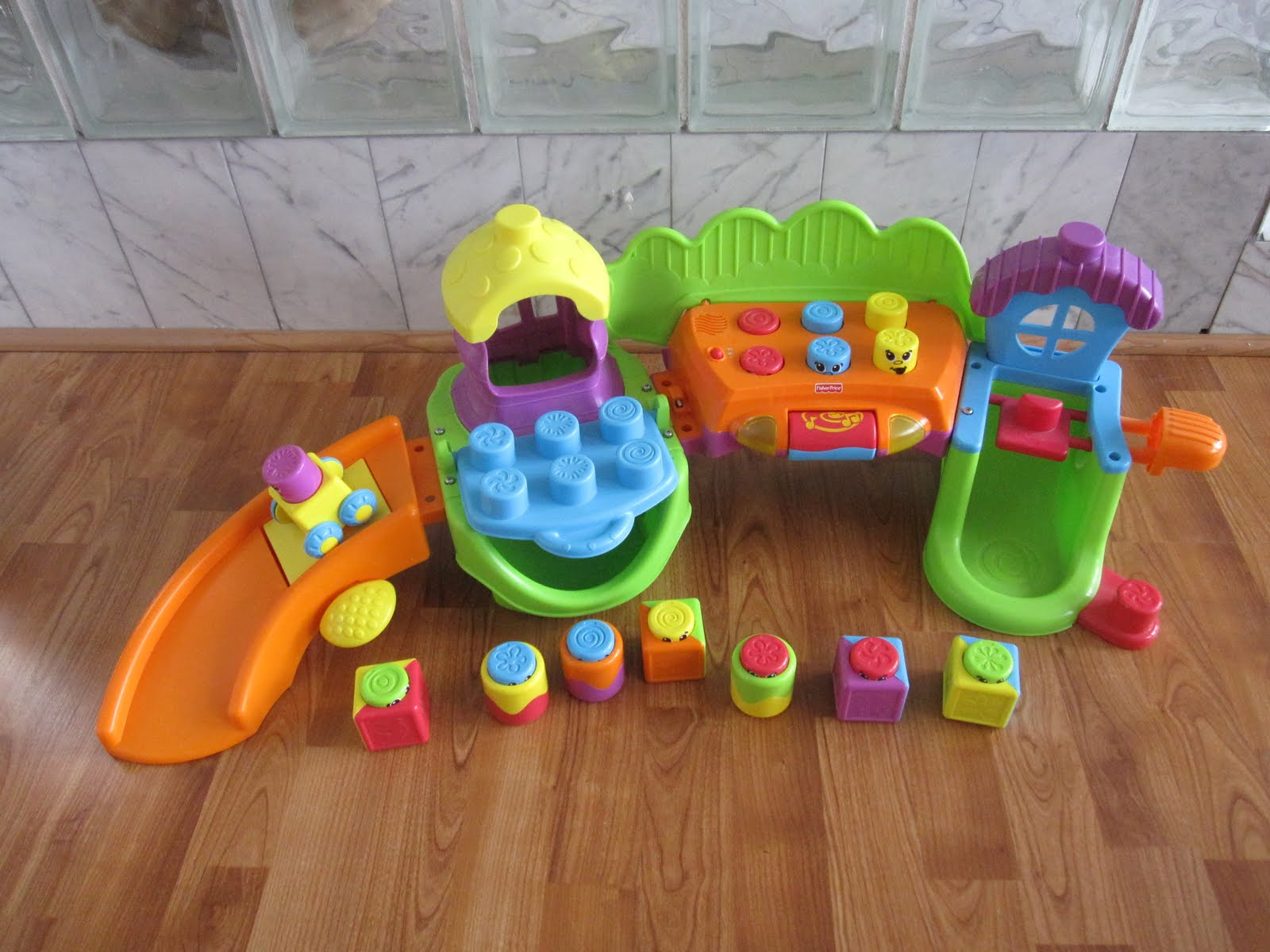 Moving Sale Baby Gear Toys Fisher Price Stack N