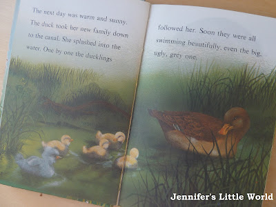 Ladybird Well Loved Tales - The Ugly Duckling