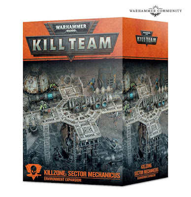 Kill Team Sector Mechanicus