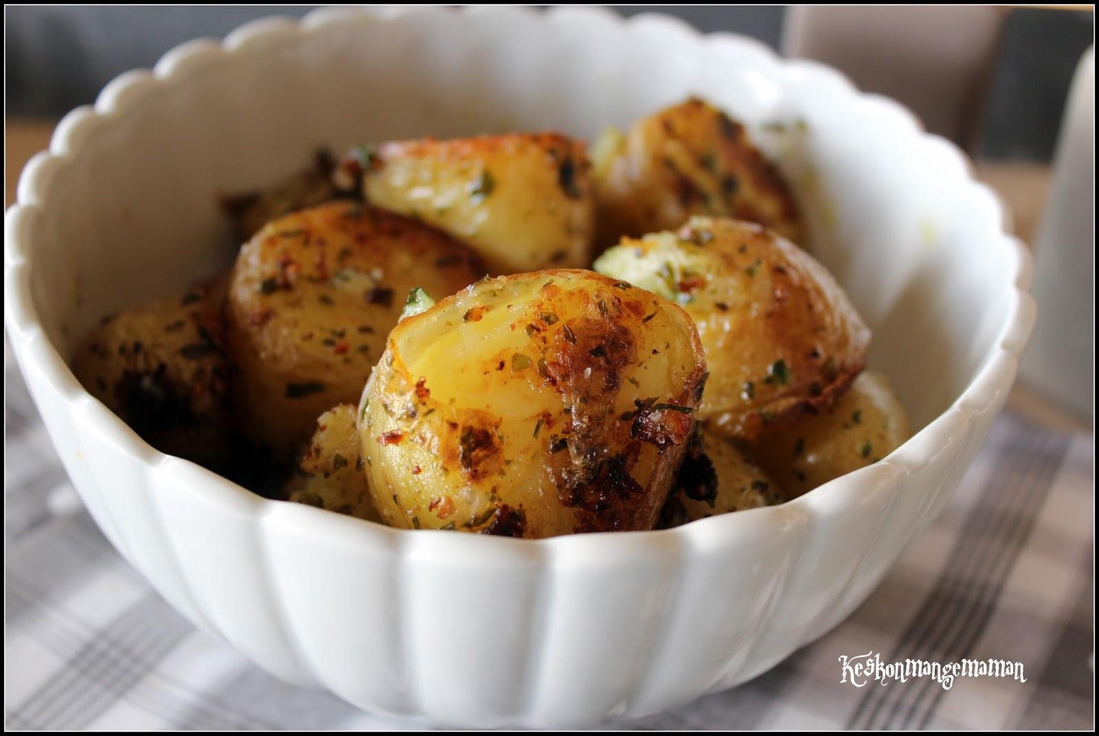 Recettes pommes de terre de noirmoutier - Cuisiner les pommes de terre de noirmoutier ...