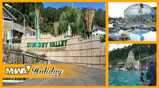 Pemandian air panas valley ciwidey