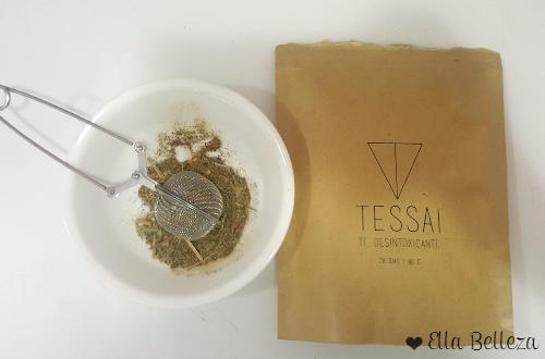 Té Desintoxicante de Tessai