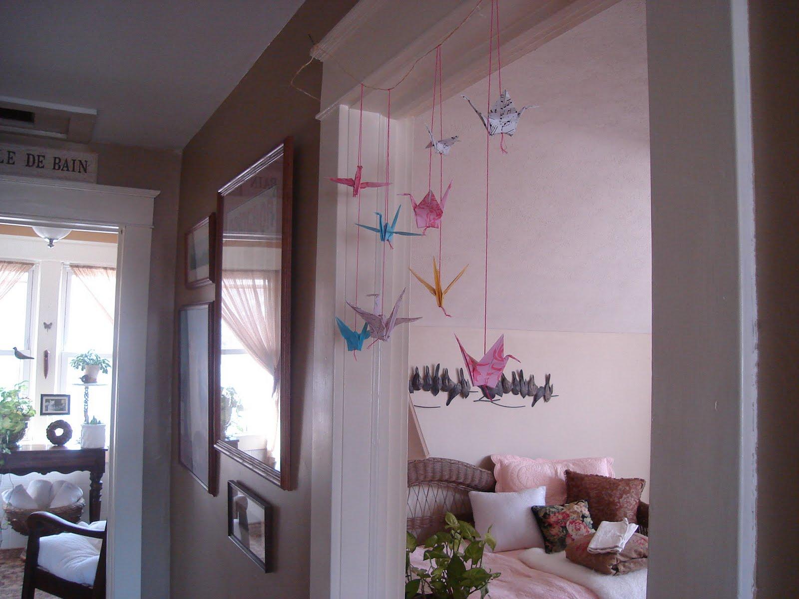 Nanniepannie's Blog: Origami Cranes - photo#45