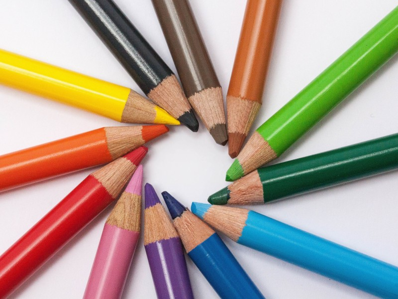 Download Creative Drawing Pencils HD wallpaper. Click Visit page Button for More Images.