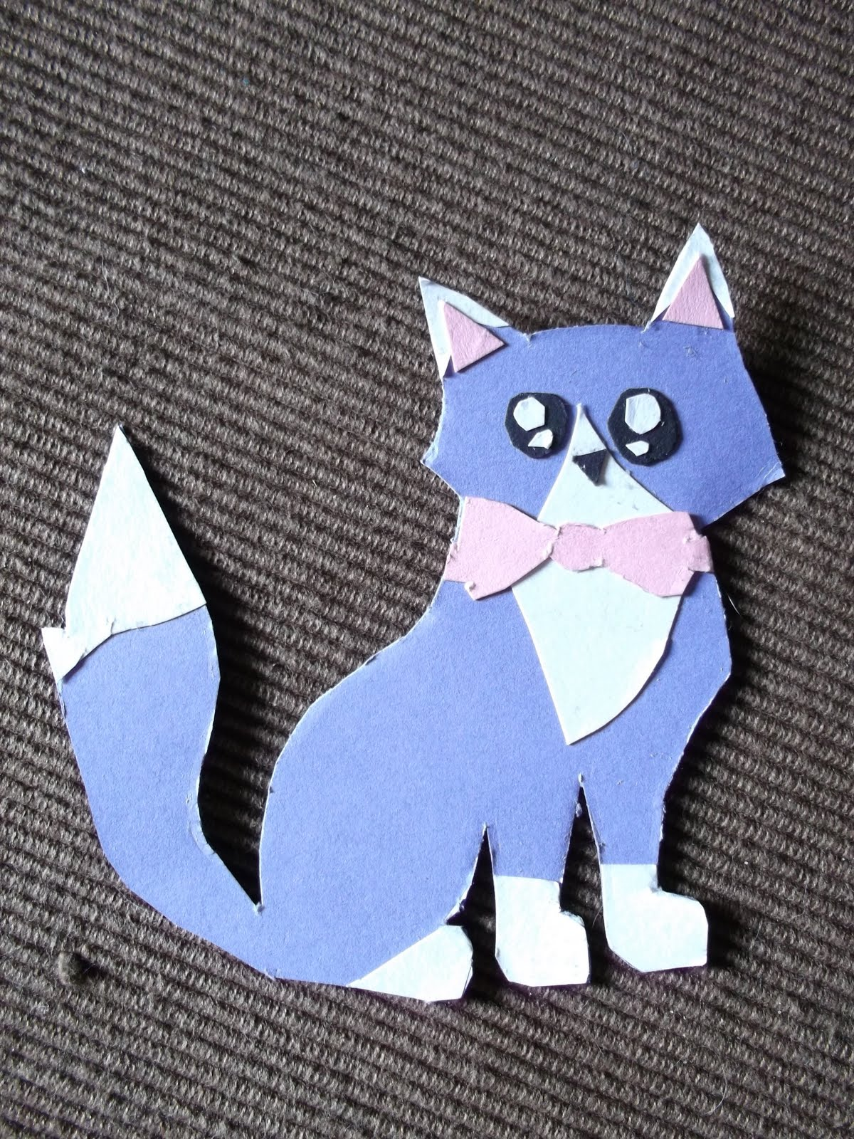 Exploring Animation Paper Cut Outs