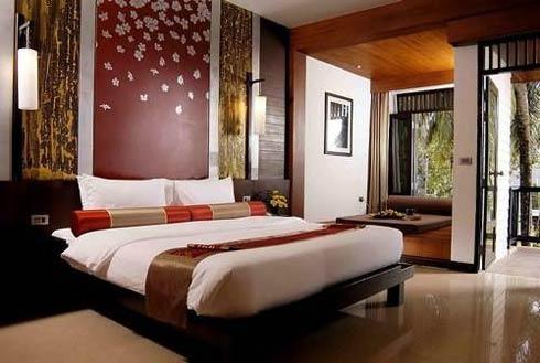Decoraci n de dormitorios orientales cocinasminimalista for Dormitorios orientales