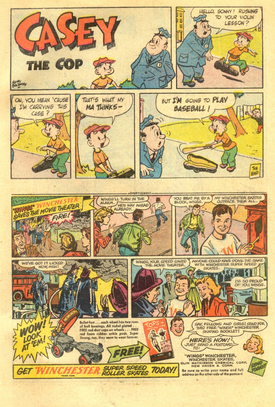 Action Comics (1938) 211 Page 32