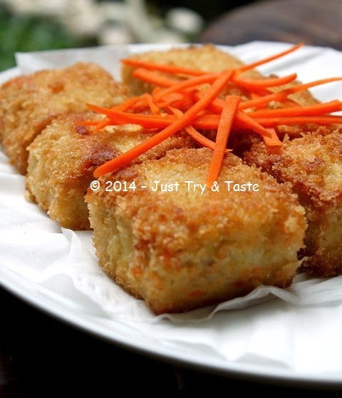 Nugget Ayam Dengan Wortel: It's Homemade!