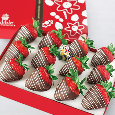 Click here to buy  SWIZZLE BERRIES™  SEMISWEET CHOCOLATE BOX for the perfect Mother's day gift!