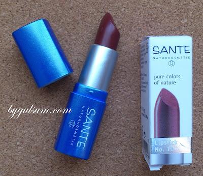 Sante Lipstick No:10