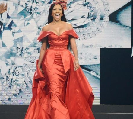 Photos: Check out Bonang Matheba's many outfits as she hosted Miss South Africa 2018