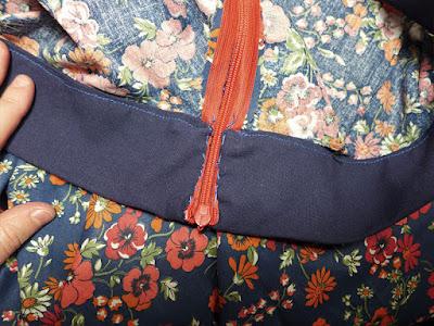 montage de la ceinture