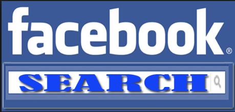 Facebook Search Tutorial