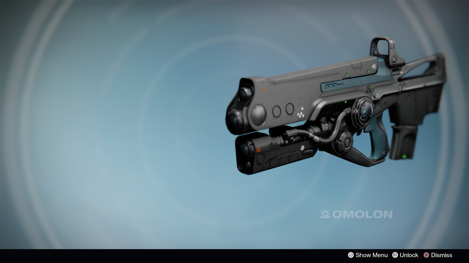 Hard Light Destiny 2 Exotic Weapon