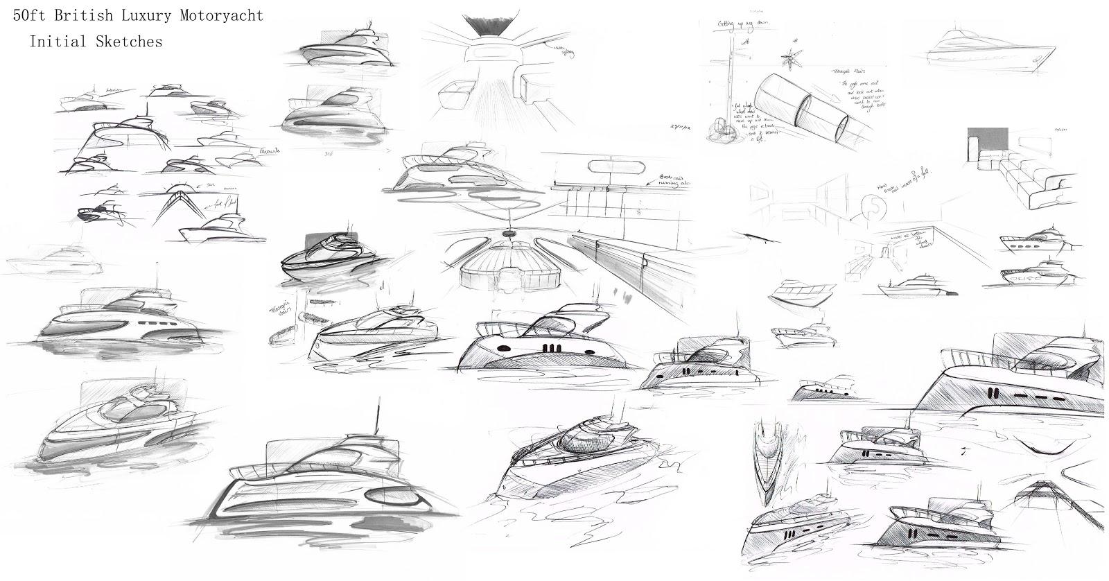 Work On A Yacht