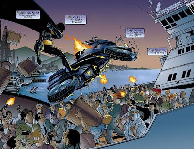 Detective Comics núm. 726 (1998)