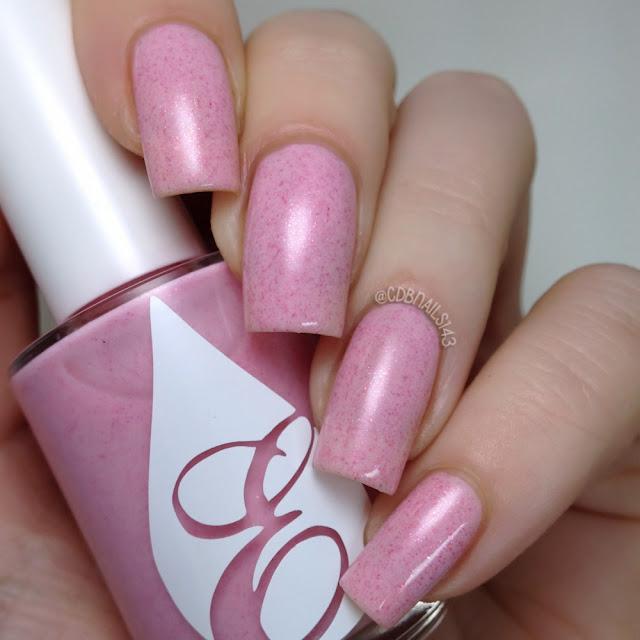 Envy Lacquer-Sparkling Cashmere