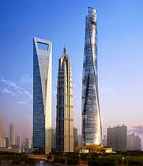 Shanghai Tower China 2020