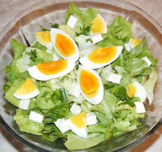 salata verde, salata verde cu oua, salata verde retete, salata verde preparare, salata verde reteta simpla, salata cu oua, salate, salata verde cu ou, retete, retete culinare, diete, cure, regim,