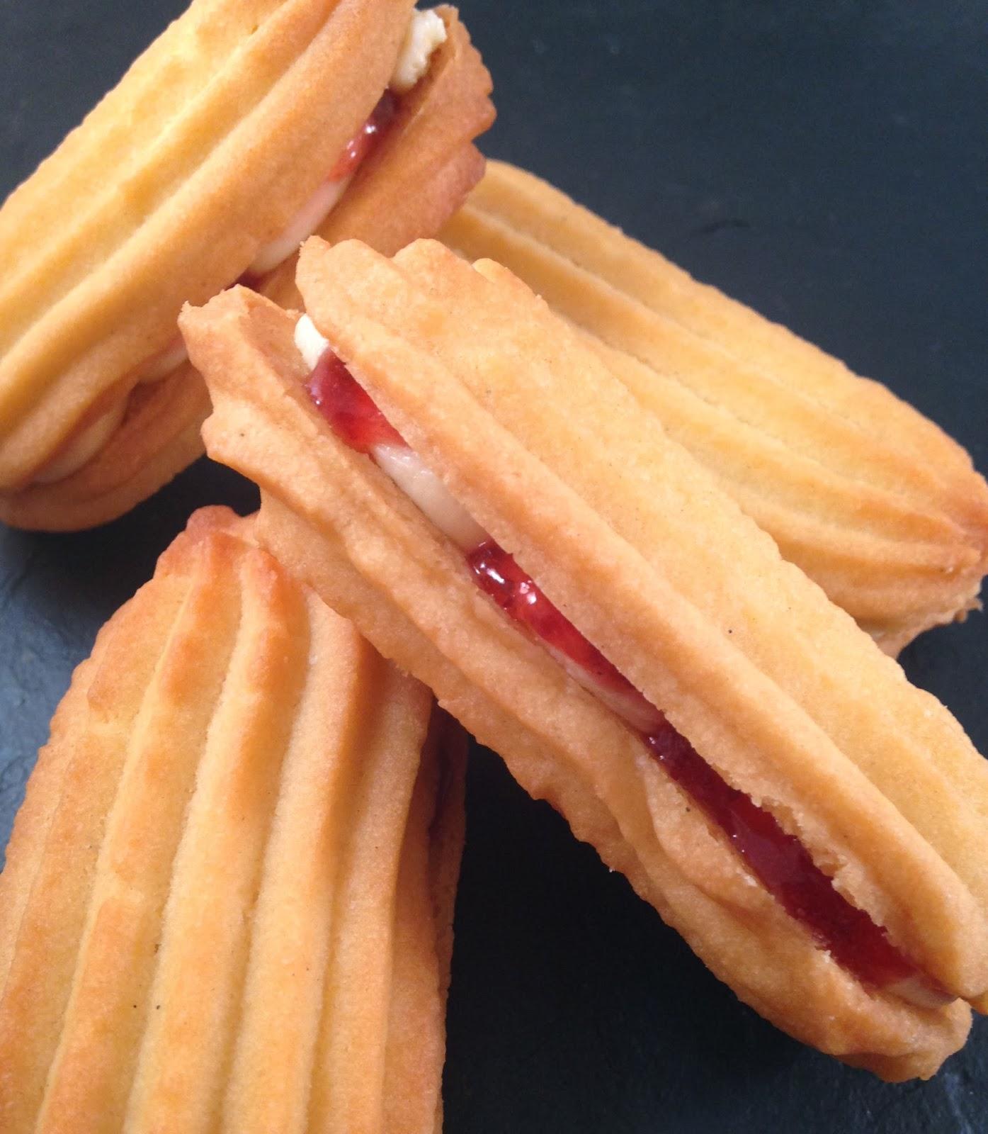 Viennese Biscuits - BakingBar