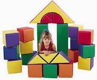 21-Piece Soft Block Set