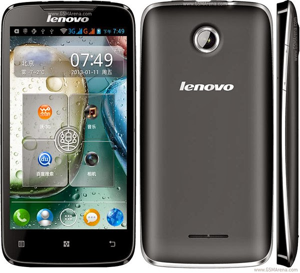 Memperbaiki Android Lenovo A390 Error Brick Boot Loop