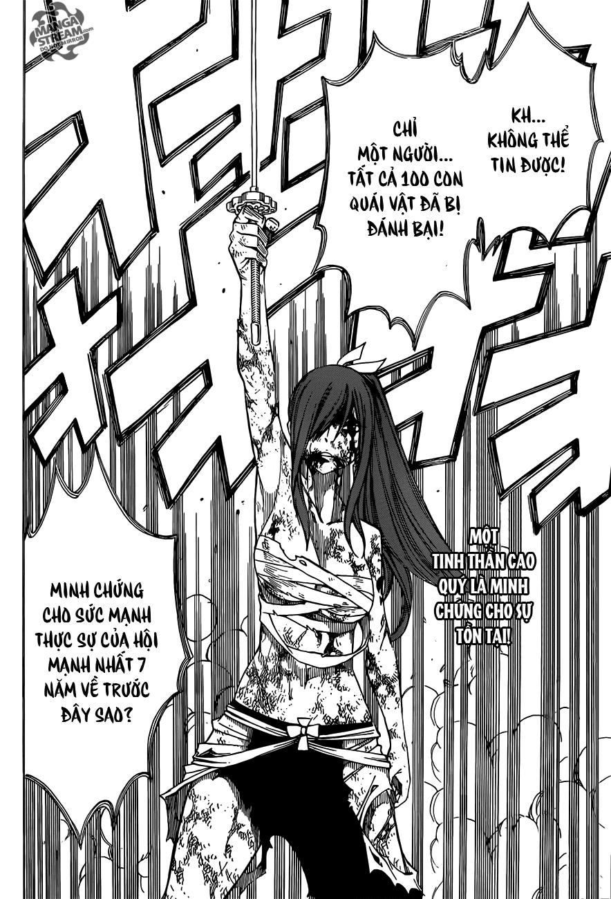 Fairy Tail chap 284 trang 19