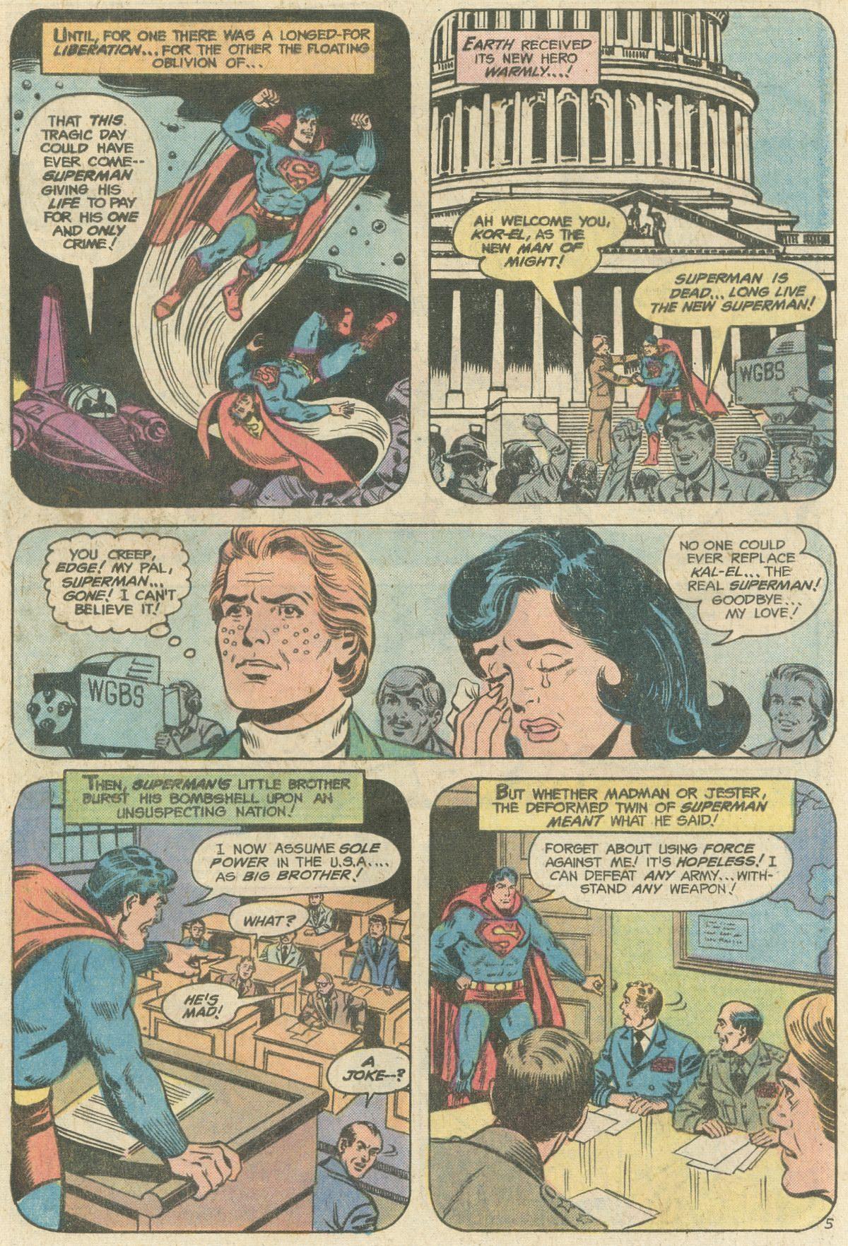 Read online World's Finest Comics comic -  Issue #247 - 8