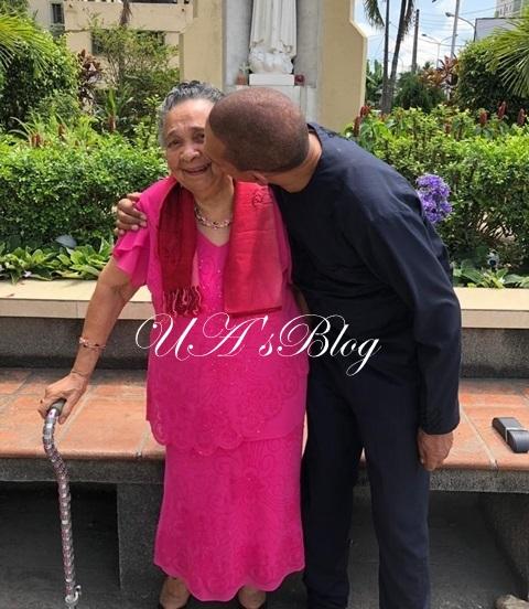 Senator Ben Bruce Celebrates His Mother's 92nd Birthday In Lagos (Photos)