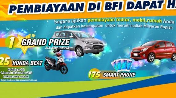 Alamat Lengkap Dan Nomor Telepon BFI Finance Di Yogyakarta