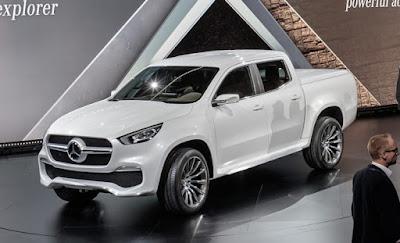 2018 Mercedes-Benz X, Prix, Photo, Date de Sortie