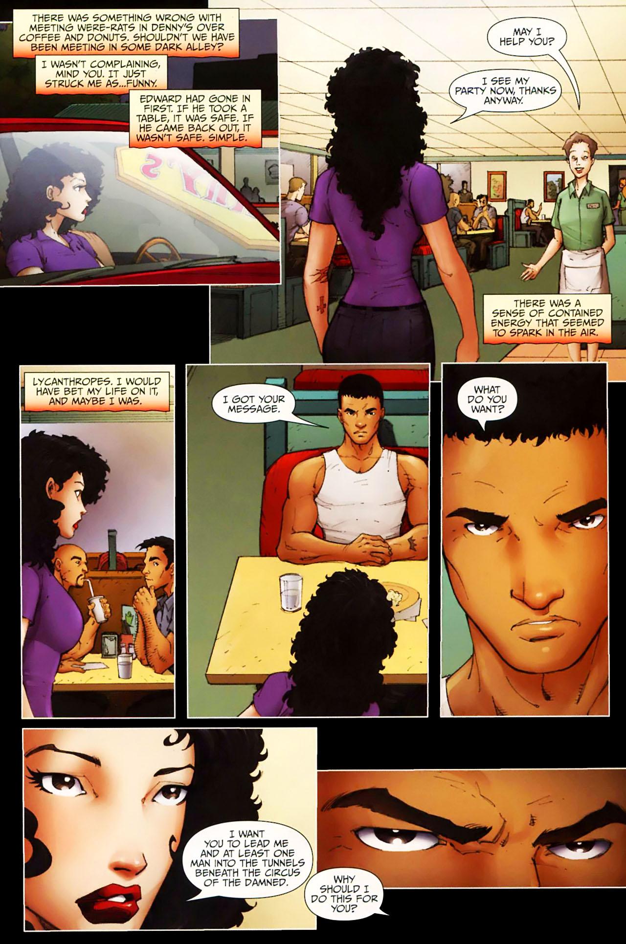 Read online Anita Blake, Vampire Hunter: Guilty Pleasures comic -  Issue #11 - 11