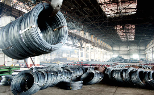 Sản lượng thép Ấn Độ giảm ngay cả khi PMI ổn định