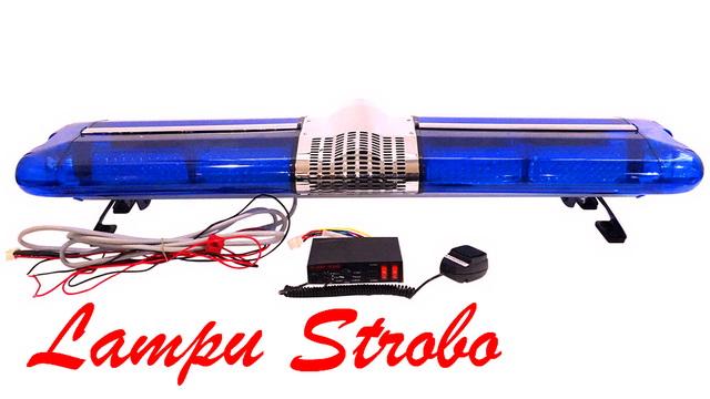 Bolehkah Modifikasi Kendaraan Dengan Menambah Lampu Rotator ?