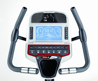 Sole Fitness B94's console, image