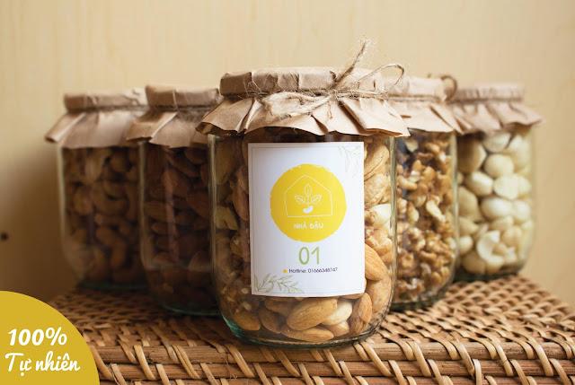 Mách Bà Bầu ăn Mix Nuts để có một thai kì khoẻ mạnh