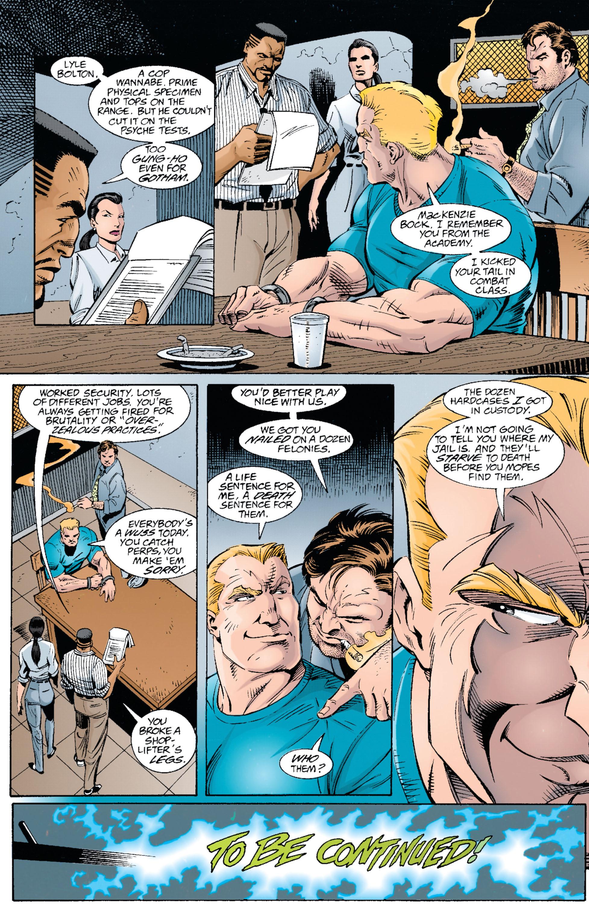 Detective Comics (1937) 697 Page 21