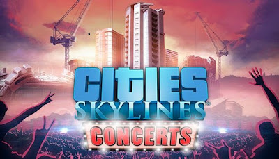 Download Cities Skylines Concerts Game For PC