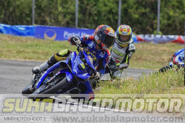 Hasil Kejurnas Motoprix Region V Sulawesi, Putaran 1 - SUL SEL 2018