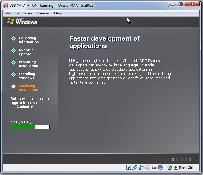 RMPrepUSB, Easy2Boot and USB booting: Install Windows Server 2003