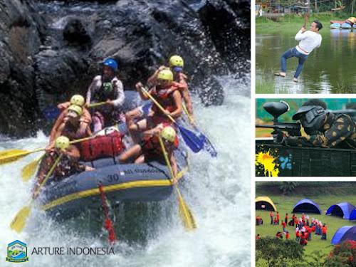 Jasa Layanan Rafting di Pangalengan