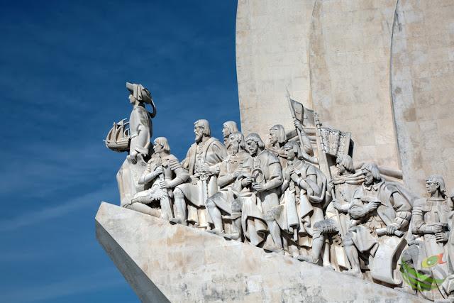 リスボン - 発見のモニュメント