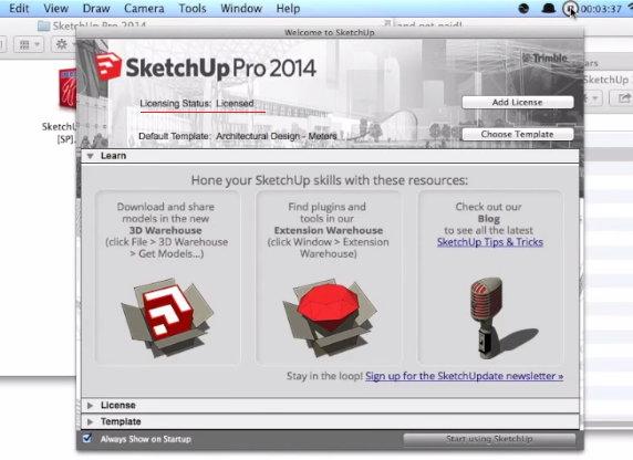 Topic: free download sketchup 2014 full crack for mac (1/1) - Kunena
