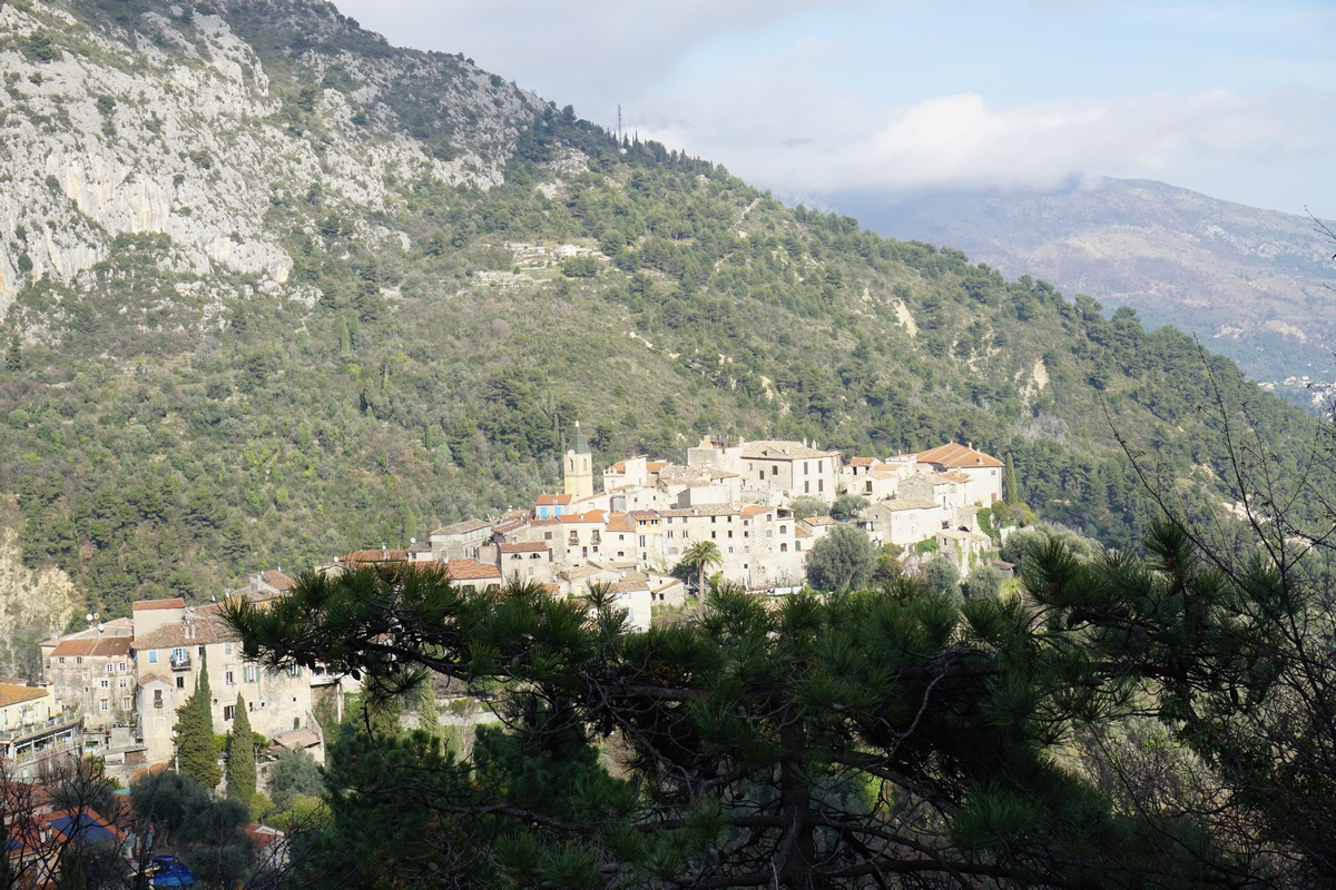 The Village of Gorbio