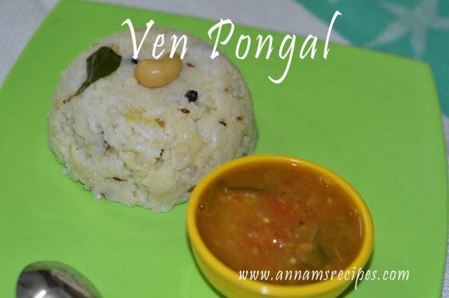 Ven Pongal