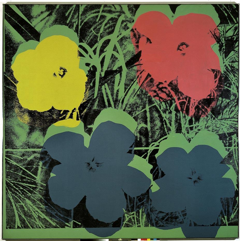 Aparte Andy Warhol Flowers