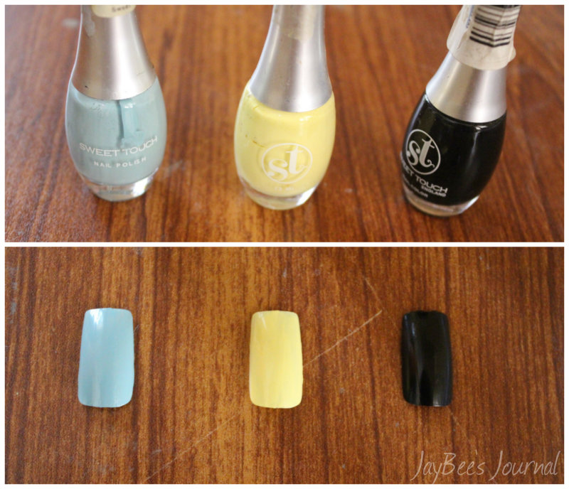 sweet touch nail polishes swatches pakistan, pakistan beauty blogger, pakistan fashion blogger