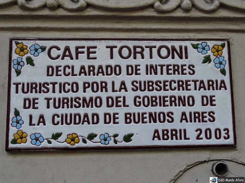 Café Tortoni - o que fazer em Buenos Aires (Argentina)