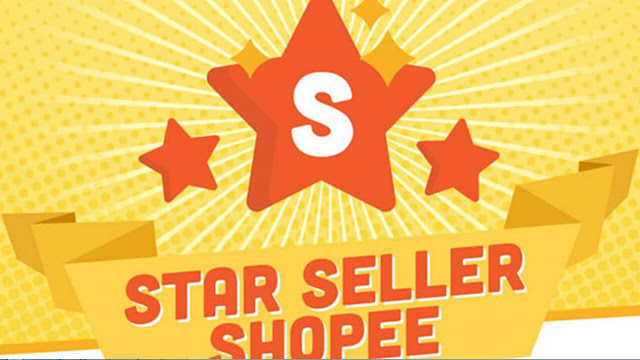 Cara Menjadi Star Seller Shopee