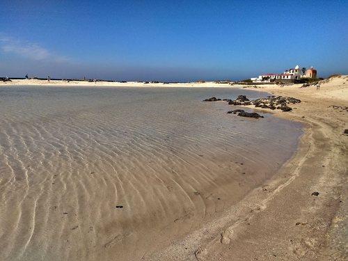 Fuerteventura zona meno ventosa